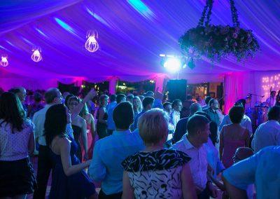 esküvői zenekar Vegas Showband tánc