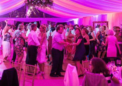 esküvői zenekar Vegas Showband vendégek