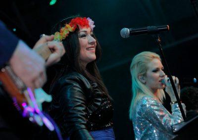 Vegas Show Band esküvői zenekar Évi és Adri